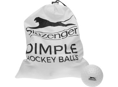 Slazenger Dimple Hockey Balls