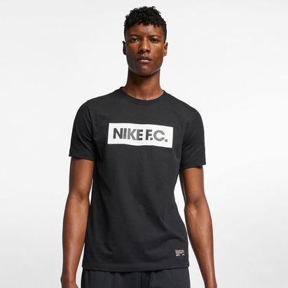 Nike FC Block T Shirt Mens