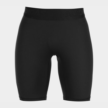 adidas Mens Alphaskin Climacool Short Leggings