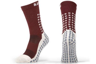 Trusox Mid Calf Cushion Crew Socks