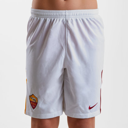 Nike AS Roma 17/18 Kids Away Stadium Football Shorts
