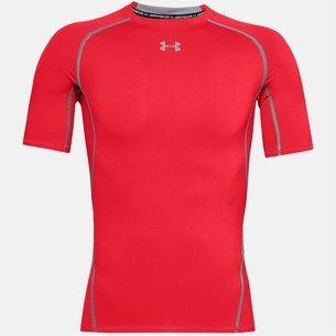 Under Armour HeatGear Armour Compression S/S T-Shirt