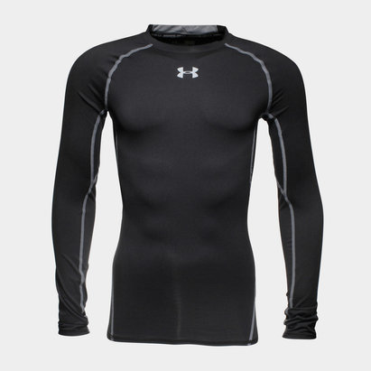 Under Armour HeatGear L/S Compression Top Mens