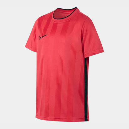 Nike Academy GX T-Shirt Boys Red