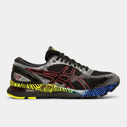 Asics GEL Nimbus 21 LS Mens Running Shoes