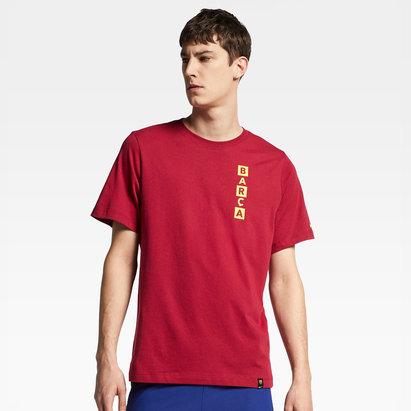 Nike FC Barcelona 19/20 Story T-Shirt