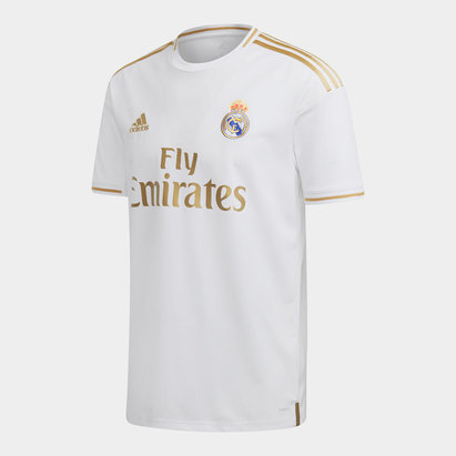 adidas Real Madrid 19/20 Home Replica Kids Football Shirt