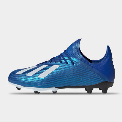 adidas X 19.1 Junior FG Football Boots