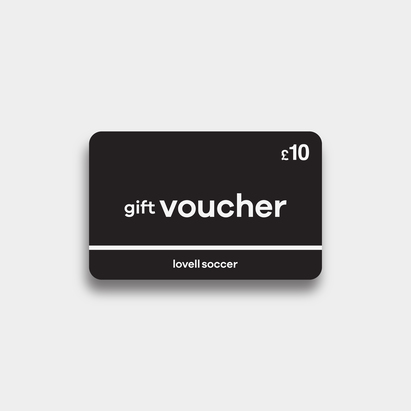Lovell Soccer £10 Virtual Gift Voucher