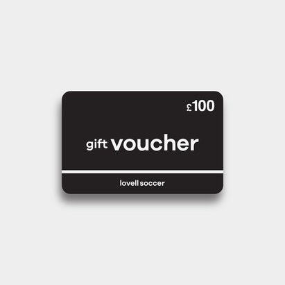 Lovell Soccer £100 Virtual Gift Voucher