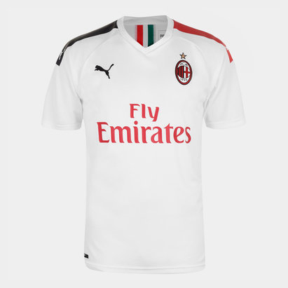 Puma AC Milan 19/20 Away S/S Football Shirt