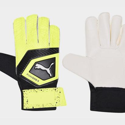 Puma One 4 Goalkeeper Gloves Junior Boys