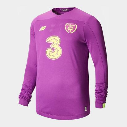 New Balance Ireland Home Goalkeeper Shirt 2020
