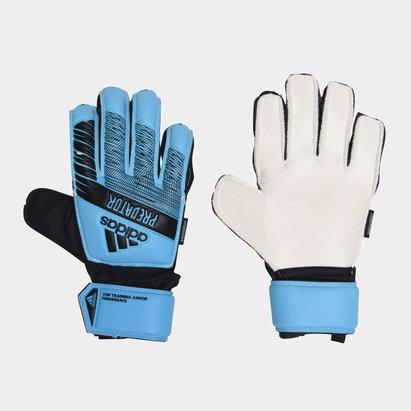 adidas Top Training Fingersave GPredator Training Finger Save  Goalkeeper Gloves Juniors