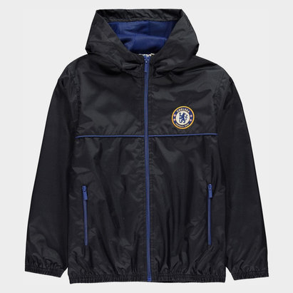 Source Lab Chelsea FC Shower Jacket Junior Boys