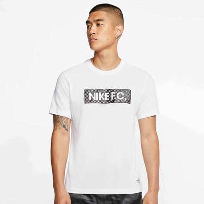 Nike Football Club Block T-Shirt Mens