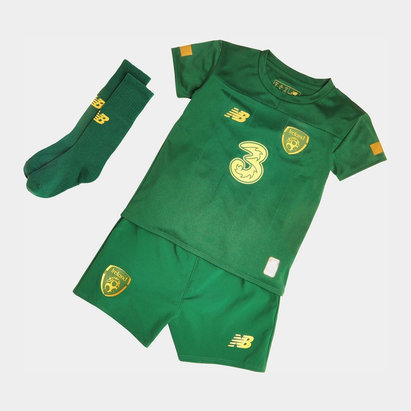 New Balance Ireland Home Mini Kit 2020