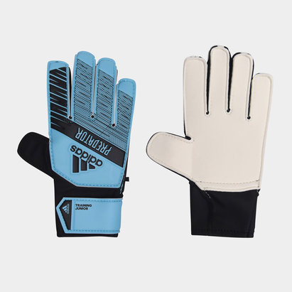 adidas Predator Training Predator Training Finger Save Goalkeeper Gloves Juniors