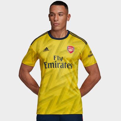 adidas Arsenal 19/20 Away S/S Football Shirt