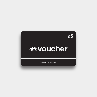Lovell Soccer £5 Virtual Gift Voucher