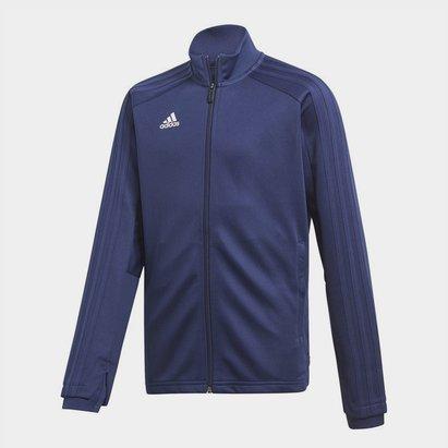 adidas Tracksuit Jacket Junior Boys