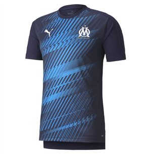 Puma Marseille Stadium Shirt 2019 2020 Mens