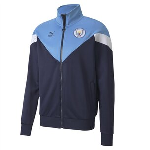 Puma Manchester City Track Jacket Mens