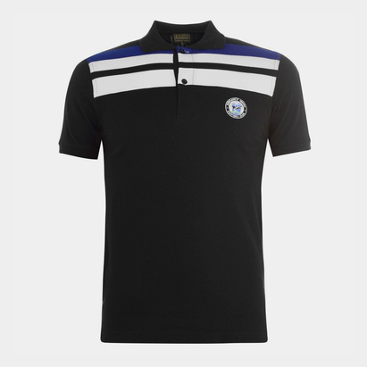 Score Draw NUFC 1982 Retro Polo Shirt Mens