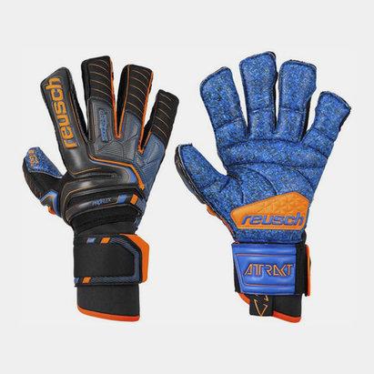 Reusch Attrakt G3 Fusion Ortho-Tec Goaliator Goalkeeper Gloves