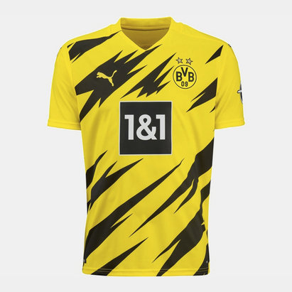Puma Borussia Dortmund Home Shirt 20/21 Mens
