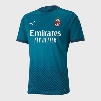 Puma AC Milan Third Shirt 20/21 Mens
