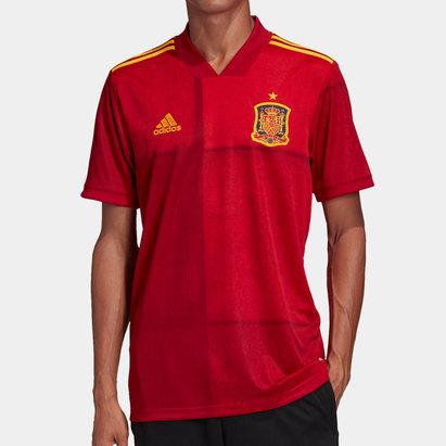 adidas Spain Home Shirt 2020