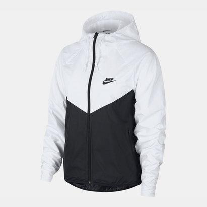 Nike Windrunner Hoodied Jacket Ladies