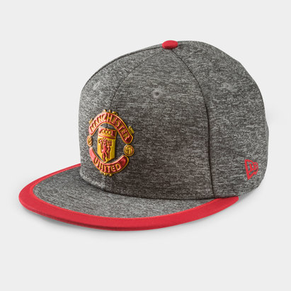Manchester United 9Fifty Pop Piping Football Snapback Cap