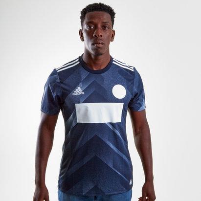 adidas Tango Players S/S Football Shirt