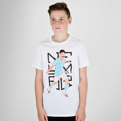 Nike Neymar Dry Fit S/S Kids Hero T-Shirt