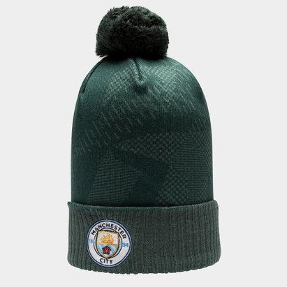 Nike Manchester City 17/18 Football Beanie