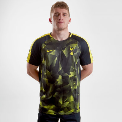 Nike Tottenham Hotspur Dry Fit Squad S/S Football Training Shirt