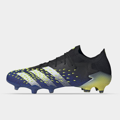 adidas Predator Freak .1 Low FG Football Boots