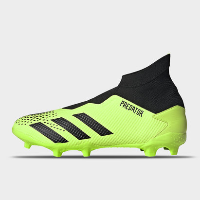 adidas Predator 20.3 Laceless FG Football Boots Mens