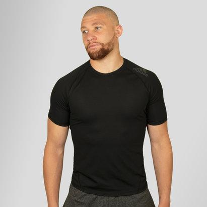 adidas Alphaskin SPR Climacool S/S Compression T-Shirt