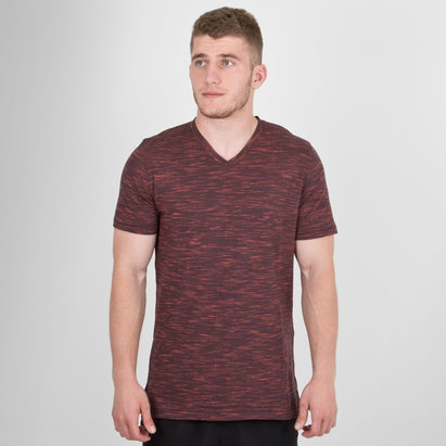 Under Armour Armour Sportstyle Core V Neck T Shirt Mens