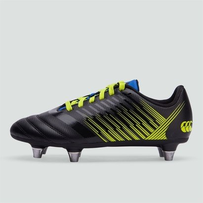 Canterbury Stampede 3.0 Childrens SG Rugby Boots