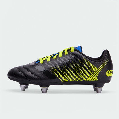Canterbury Stampede 3.0 Junior SG Rugby Boots