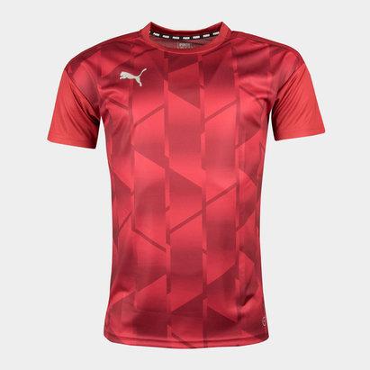 Puma FtblNXT Graphic Football T-Shirt