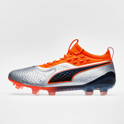 Puma One 1 Leather FG/AG Football Boots
