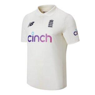New Balance England Test Shirt Mens