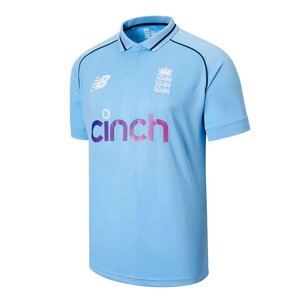 New Balance England ODI Shirt Mens