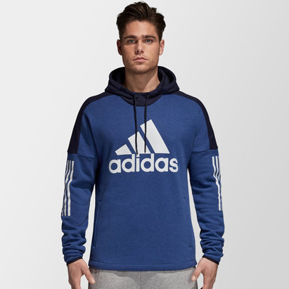 adidas Sporting ID Logo Hooded Sweat