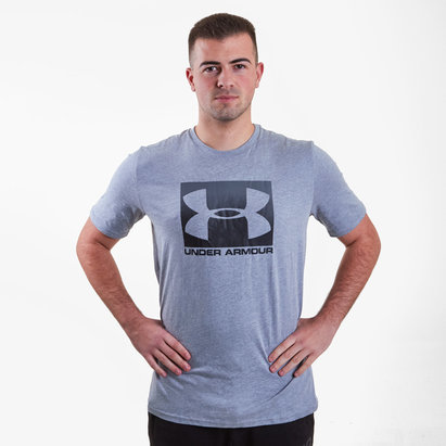 Under Armour Boxed Sport Style T Shirt Mens
